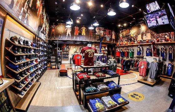 NBA Store Mogi