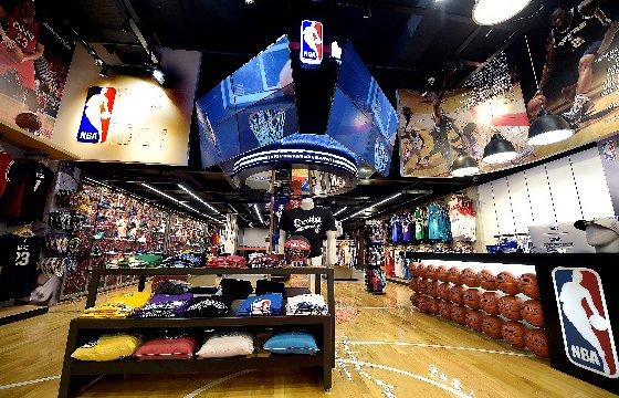 NBA Store Rio