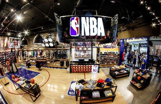 NBA Store Campinas