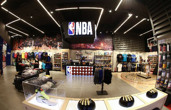 NBA Store ABC