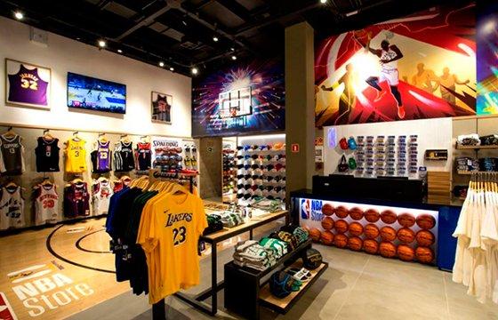 NBA Store Porto Alegre