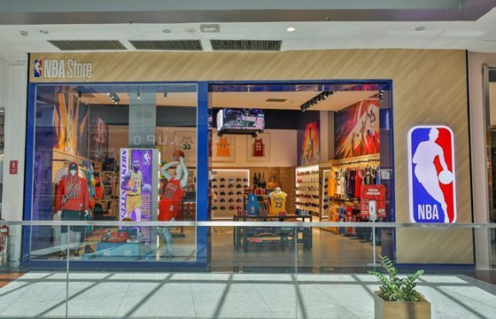 NBA Store Fortaleza
