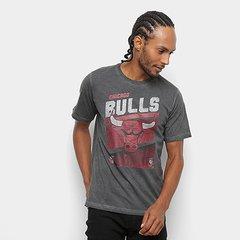 Camiseta NBA Chicago Bulls 17 Marmorizada Masculina 122dda6ac15