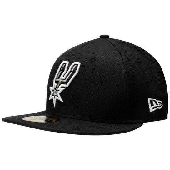 c481bd6147beb Boné New Era NBA 5950 San Antonio Spurs - Compre Agora