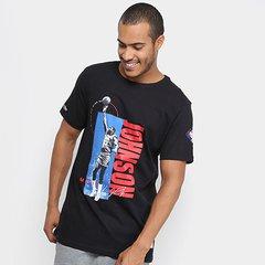 183ac174b Camiseta Mitchell   Ness NBA Magic Johnson Masculina