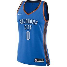 Regata Swingman NBA Oklahoma City Thunder Russell Westbrook JSY Road N.. 4828e5646