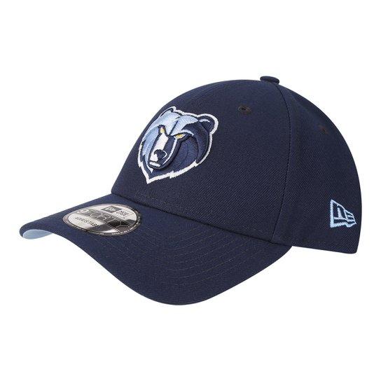 0965fc53abf12 Boné New Era NBA Memphis Grizzlies Aba Curva Primary - Compre Agora ...