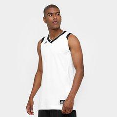772f00c18 Camiseta Regata Adidas Teamstock Masculina