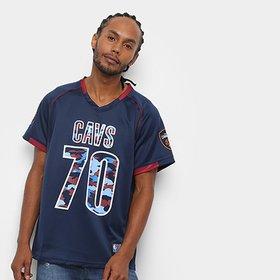 0be998f9d7 Camiseta NBA Cleveland Cavaliers nº 70 Futebol Americano Masculina