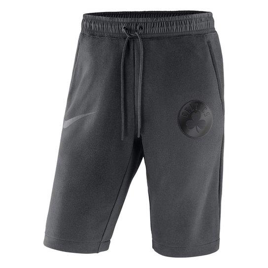 Bermuda Boston Celtics Nike NBA Masculina - Preto - Compre Agora ... 57661c8d1a54e