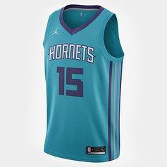 b32b501a03 Camiseta Regata Nike NBA Charlotte Hornets Kemba Walker Swingman JSY Road  Masculina