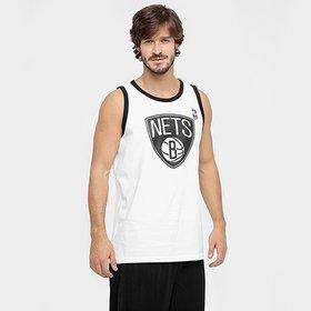 ac32ff1ebb (1). Camiseta Regata Machão NBA Masc First Nets 17