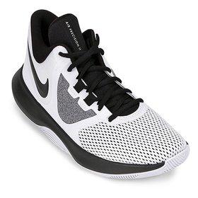 e42fc95796fb Tênis Nike Air Precision II Masculino - Marinho e Cinza - Compre ...