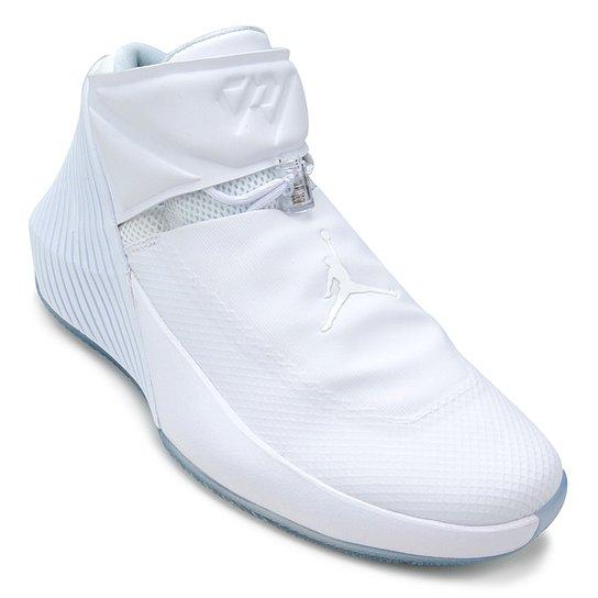 37ece3597 Tênis Nike Jordan Why Not ZER0.1 Masculino - Branco+Preto