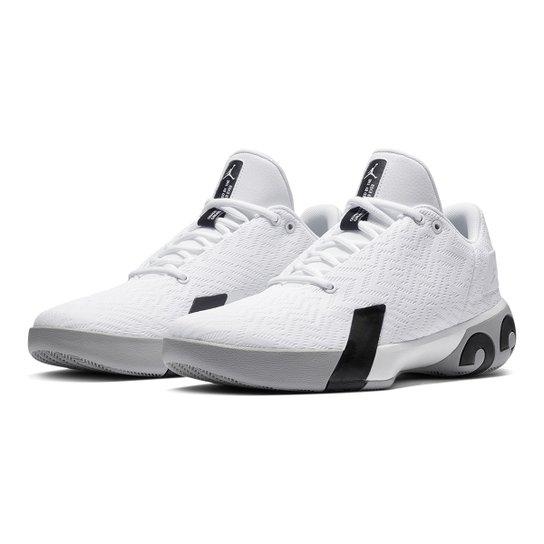 756095b489348 Tênis Nike Jordan Ultra Fly 3 Low Masculino - Branco e Preto | Loja NBA
