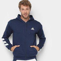 0edf00b9ad2 Blusa Adidas Sport Slim Masculina
