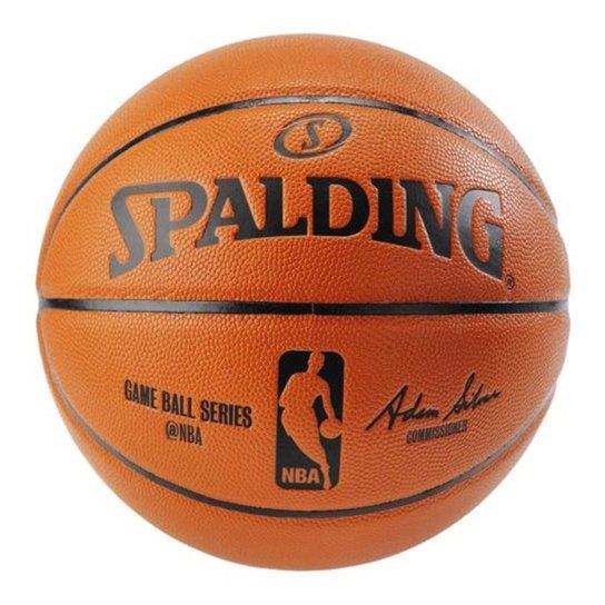 Bola Basquete Spalding NBA Game Ball Series T. 7 - Compre Agora ... 6c98b137e50ea