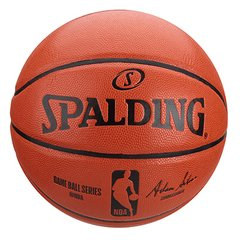 Bola Basquete NBA Spalding Game Ball Réplica I 2014 Tam 7 587abf97dbe83