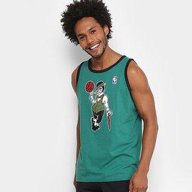 75ccc3e9e0 (3). Camiseta Regata NBA Boston Celtics