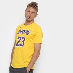 1b9d515534 Camiseta Nike NBA Los Angeles Lakers - James