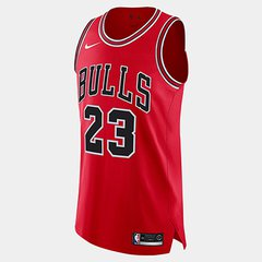 e1b938538f3 Regata Authentic Nike Chicago Bulls Road Jordan 23