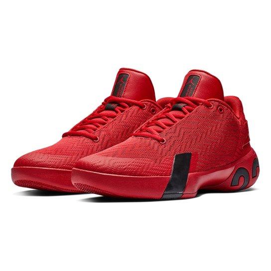 ee7306922 Tênis Nike Jordan Ultra Fly 3 Low Masculino - Vermelho e Preto ...