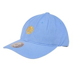 Boné NBA Golden State Warriors Mitchell   Ness Chukker Aba Curva a195de59347