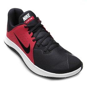 38dc9ebc0fd Tênis Nike Air Behold Low Masculino - Preto e Vermelho - Compre ...