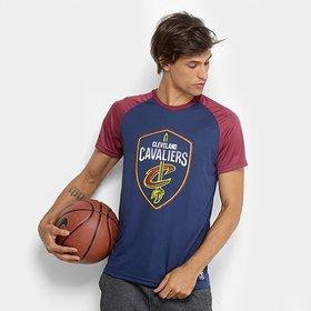 Camiseta NBA Cleveland Cavaliers Masculina 666050422c2f1