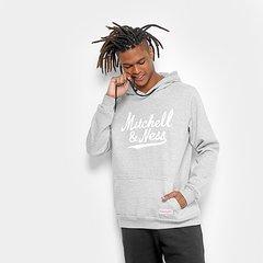 479617b01bd Moletom Mitchell   Ness Brand Masculino