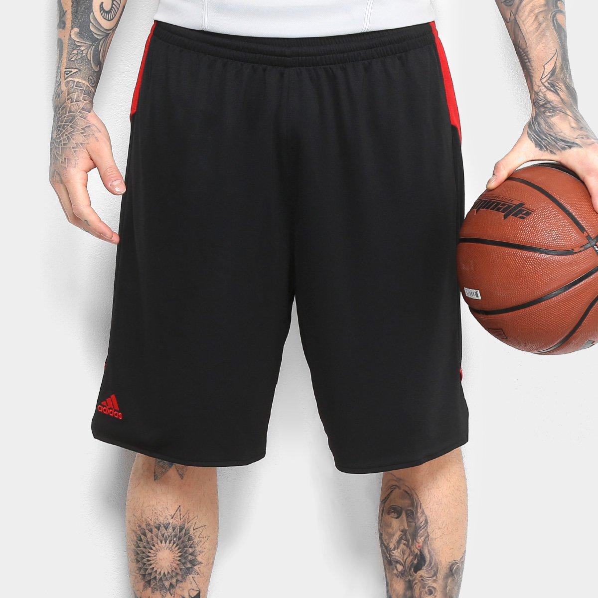 Bermuda Adidas Crazy Explosive Masculina - Compre Agora  2ffff9a9adc70