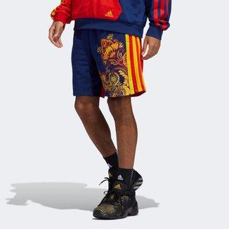 Bermuda Adidas D O N Fresh Prince Bel Air Masculina