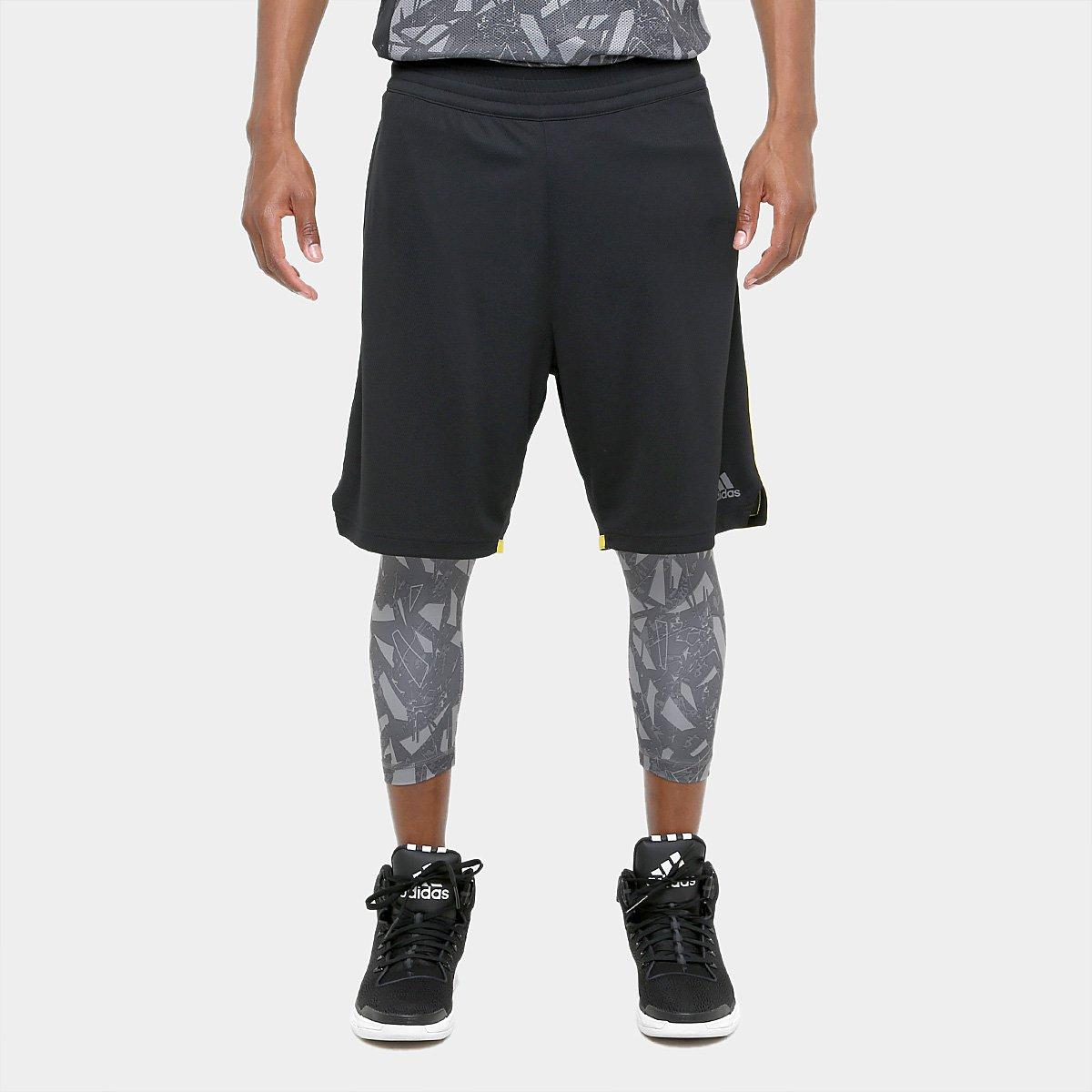 ee2f615e56bff Bermuda Adidas Essentials 2IN1 Masculina - Compre Agora