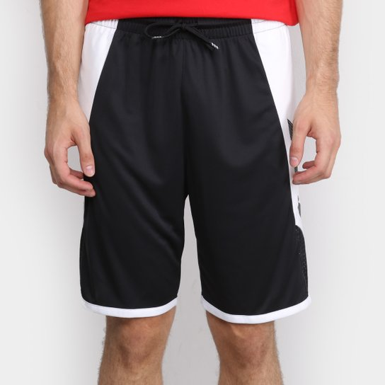 Bermuda Adidas Pro Madness Masculina - Preto