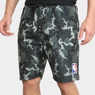 Bermuda NBA Camuflada Masculina