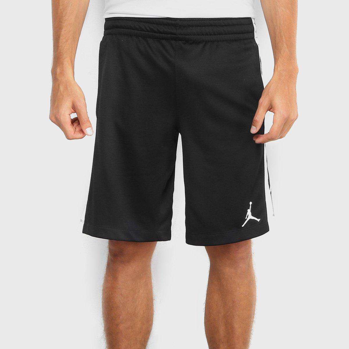 d6670638d58 Bermuda NBA Jordan Nike Flight Brand Masculina - Compre Agora
