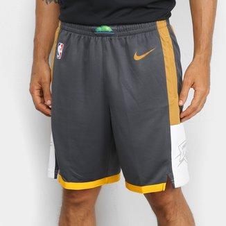 Bermuda NBA Oklahoma City Thunder Swingman CE 19 Nike Masculina