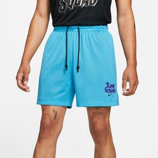 Bermuda Nike Dri-FIT Standard Issue Space Jam Dupla Face Masculina