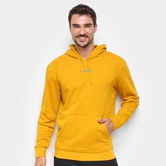 Blusa Adidas Terrex Logo c/ Capuz Masculina