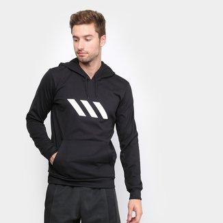 Blusa Moletom Adidas SPT B-Ball Masculina
