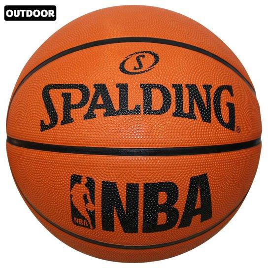 Bola Basquete NBA Spalding Fast Break - Laranja