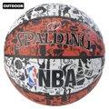 Bola Basquete NBA Spalding Graffiti Tam. 7