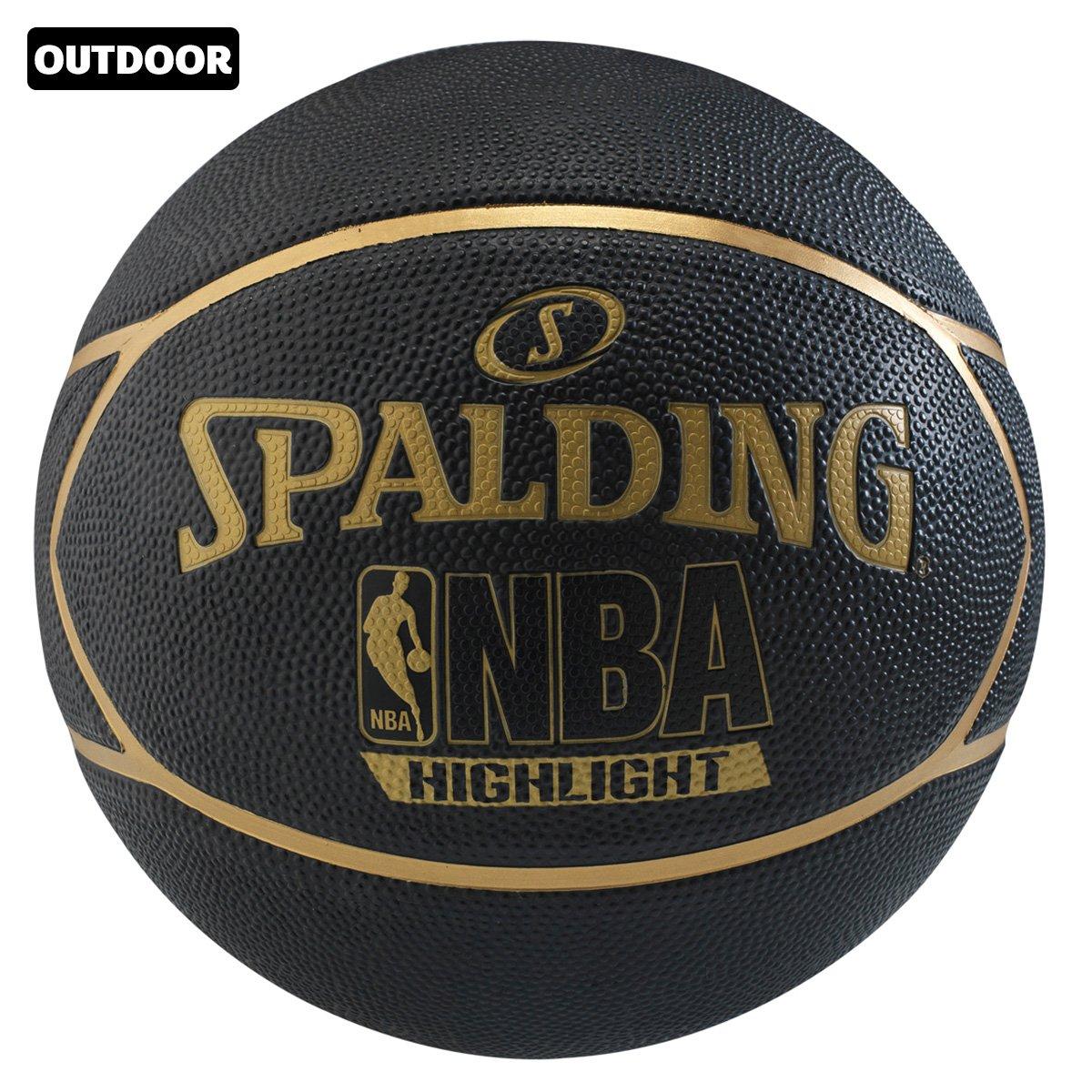 Bola Basquete Spalding Highlight Gold - Compre Agora  26d29c01e93f7
