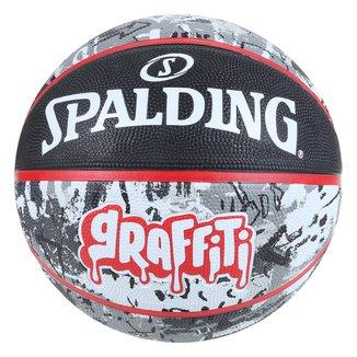 Bola de Basquete Spalding Graffiti