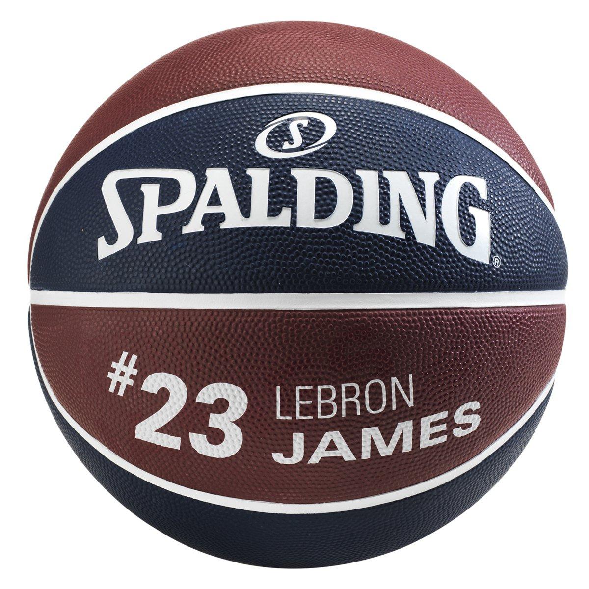 3e958c37b3 Bola de Basquete Spalding NBA Lebron James Cleveland Cavaliers Tam 7 | Loja  NBA