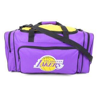 Bolsa NBA Los Angeles Lakers Esportiva Ball Bag