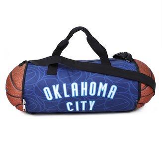 Bolsa NBA Oklahoma City Thunder Ball Bag