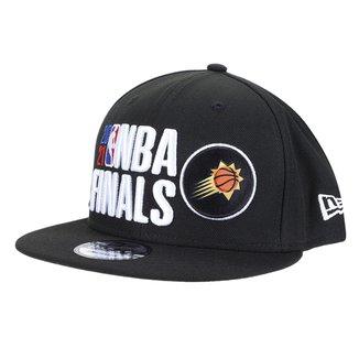 Boné NBA Phoenix Suns Aba Reta Snapback 950 Finals 1