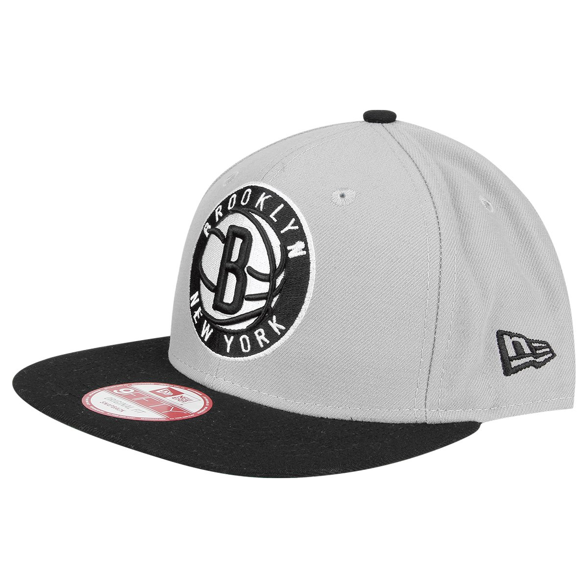 Boné New Era 950 Of Sn NBA Two Tone Brooklyn Nets - Compre Agora ... c6d6d5419f5