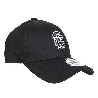 Boné New Era Aba Curva Brooklyn Nets 940